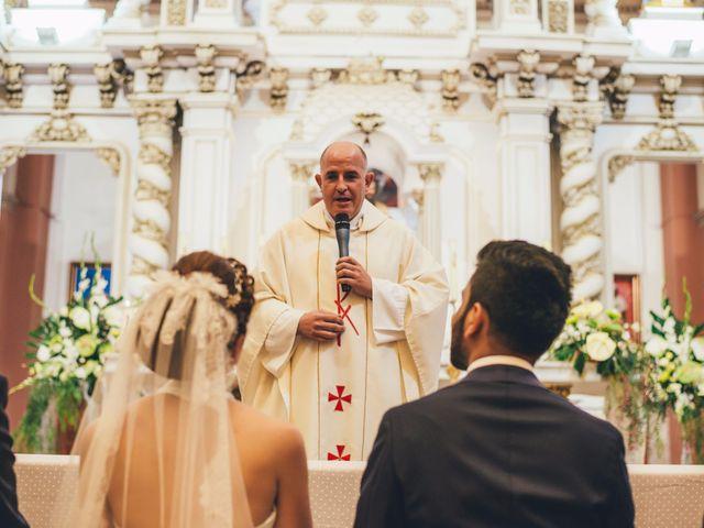 La boda de Mohit y Virginia en Villagarcia Del Llano, Cuenca 6