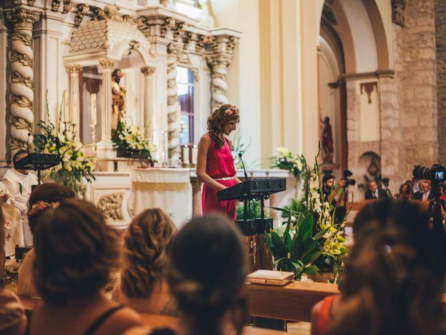 La boda de Mohit y Virginia en Villagarcia Del Llano, Cuenca 9