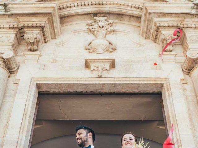 La boda de Mohit y Virginia en Villagarcia Del Llano, Cuenca 14