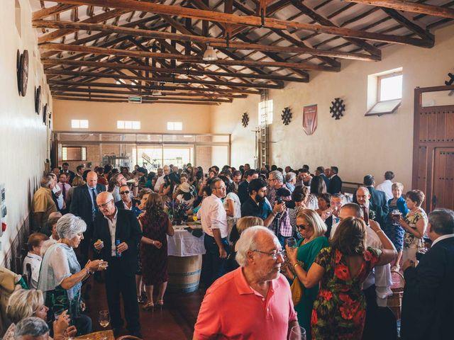 La boda de Mohit y Virginia en Villagarcia Del Llano, Cuenca 20