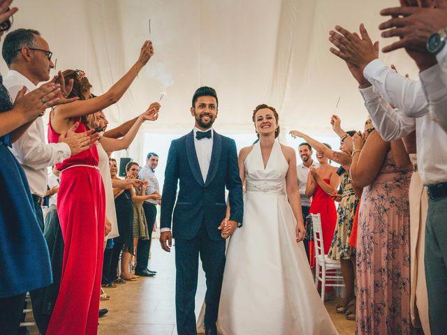 La boda de Mohit y Virginia en Villagarcia Del Llano, Cuenca 28