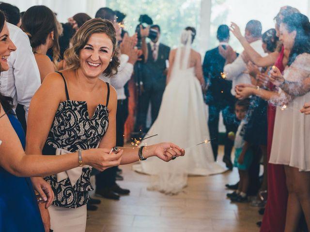 La boda de Mohit y Virginia en Villagarcia Del Llano, Cuenca 29