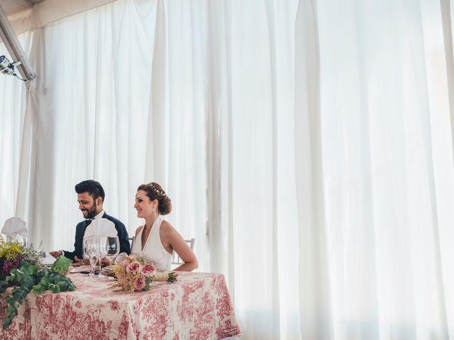 La boda de Mohit y Virginia en Villagarcia Del Llano, Cuenca 32