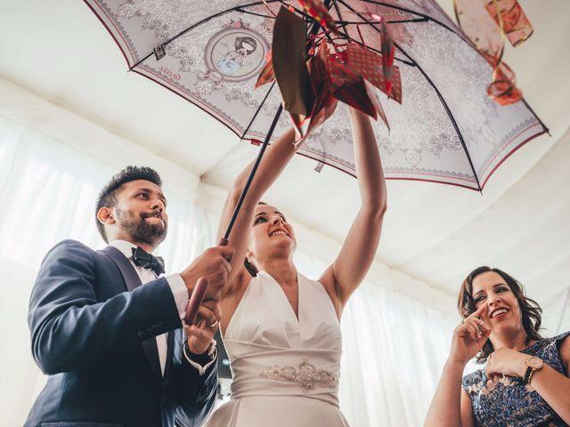 La boda de Mohit y Virginia en Villagarcia Del Llano, Cuenca 37