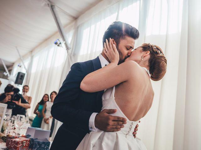 La boda de Mohit y Virginia en Villagarcia Del Llano, Cuenca 41