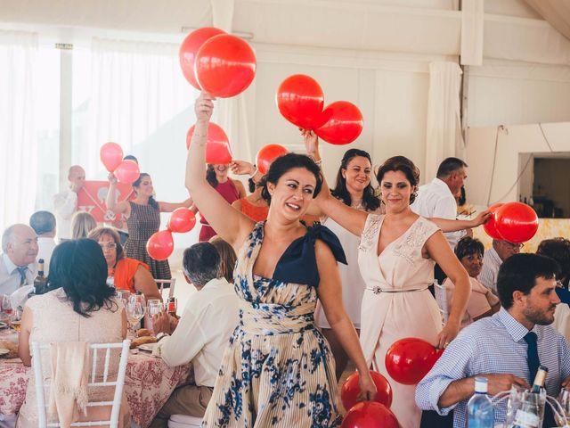 La boda de Mohit y Virginia en Villagarcia Del Llano, Cuenca 42