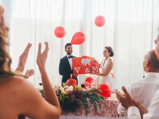 La boda de Mohit y Virginia en Villagarcia Del Llano, Cuenca 44