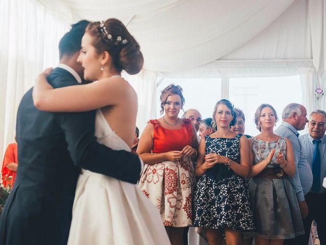 La boda de Mohit y Virginia en Villagarcia Del Llano, Cuenca 50