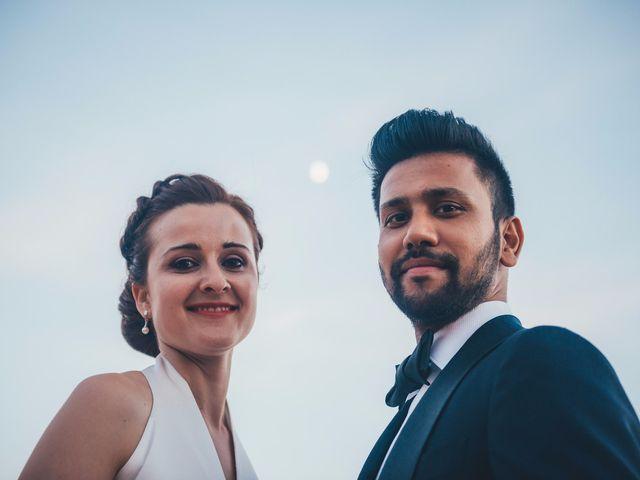 La boda de Mohit y Virginia en Villagarcia Del Llano, Cuenca 57