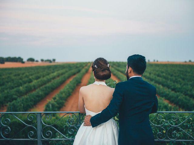 La boda de Mohit y Virginia en Villagarcia Del Llano, Cuenca 59