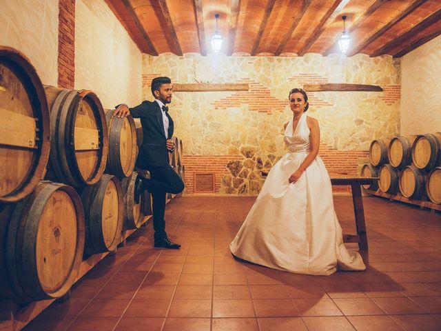 La boda de Mohit y Virginia en Villagarcia Del Llano, Cuenca 63