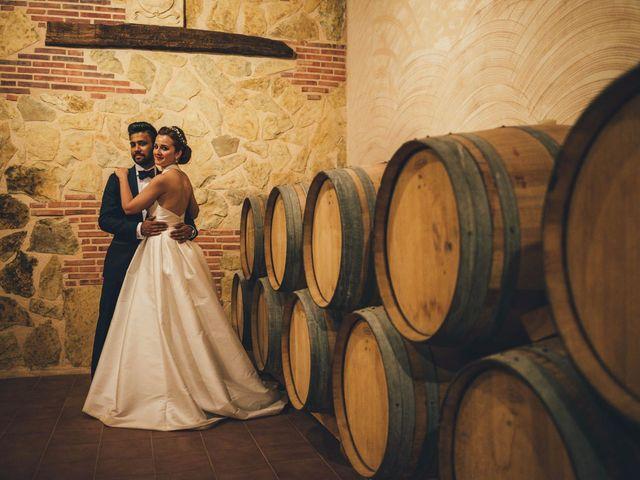 La boda de Mohit y Virginia en Villagarcia Del Llano, Cuenca 64