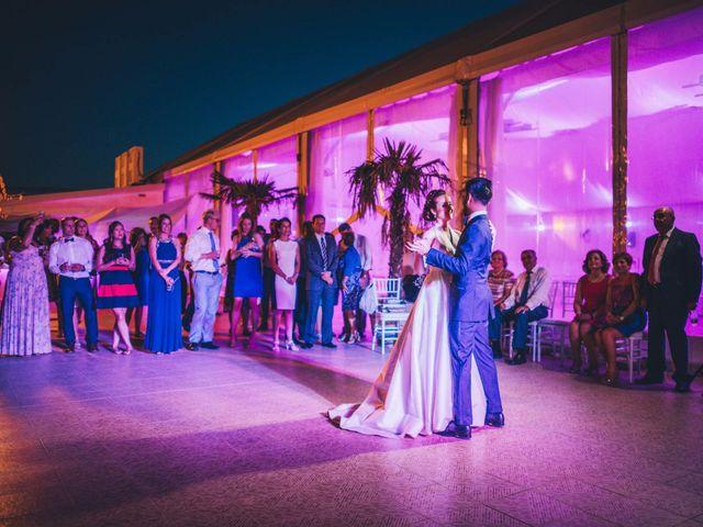 La boda de Mohit y Virginia en Villagarcia Del Llano, Cuenca 65
