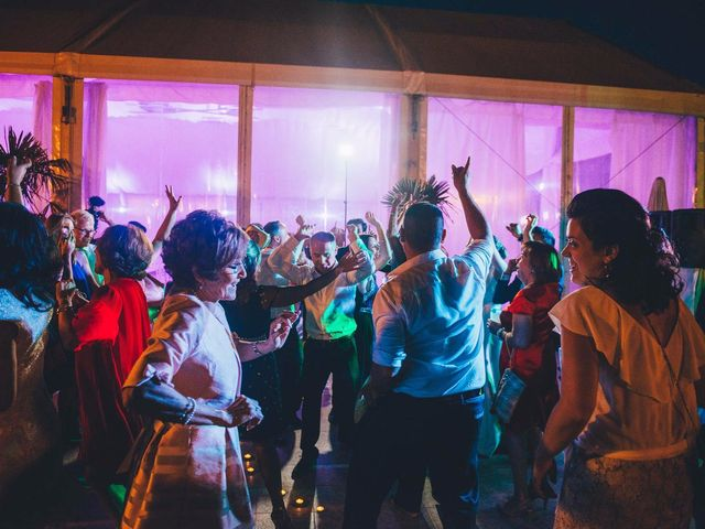 La boda de Mohit y Virginia en Villagarcia Del Llano, Cuenca 67