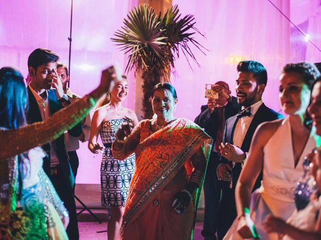 La boda de Mohit y Virginia en Villagarcia Del Llano, Cuenca 71