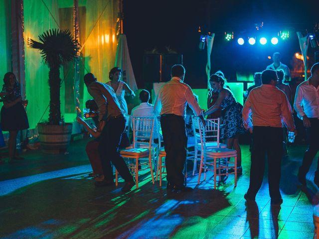 La boda de Mohit y Virginia en Villagarcia Del Llano, Cuenca 82