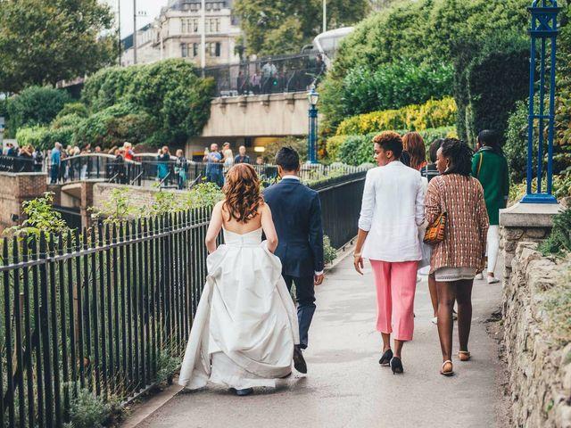 La boda de Mohit y Virginia en Villagarcia Del Llano, Cuenca 116