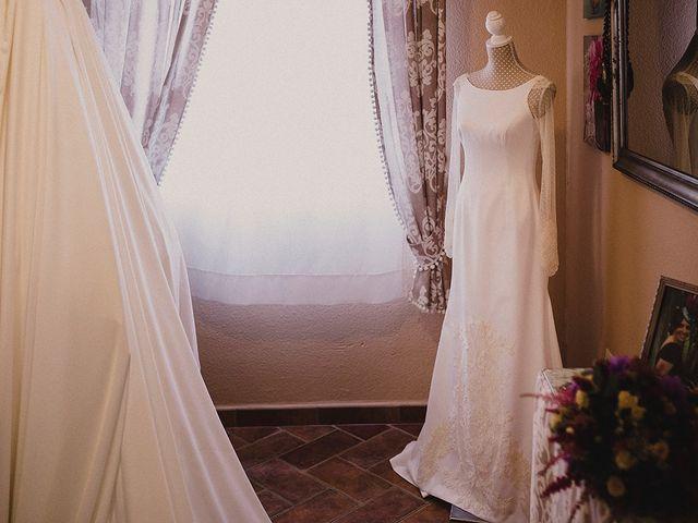 La boda de Alejandro y Alba en La Puebla Del Rio, Sevilla 11