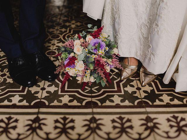 La boda de Alejandro y Alba en La Puebla Del Rio, Sevilla 59