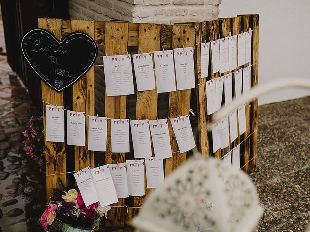 La boda de Alejandro y Alba en La Puebla Del Rio, Sevilla 69