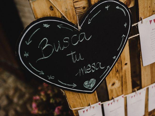 La boda de Alejandro y Alba en La Puebla Del Rio, Sevilla 70