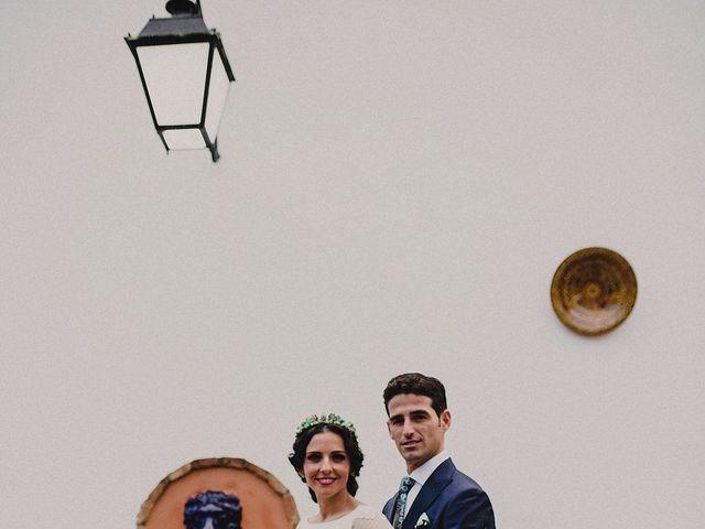 La boda de Alejandro y Alba en La Puebla Del Rio, Sevilla 84