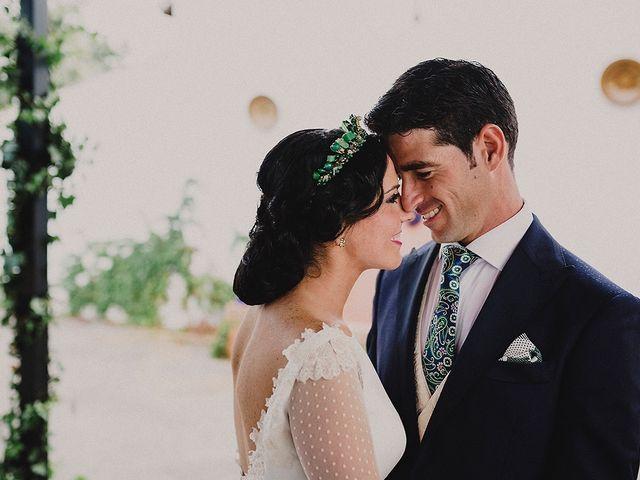 La boda de Alejandro y Alba en La Puebla Del Rio, Sevilla 85