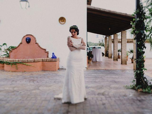 La boda de Alejandro y Alba en La Puebla Del Rio, Sevilla 86