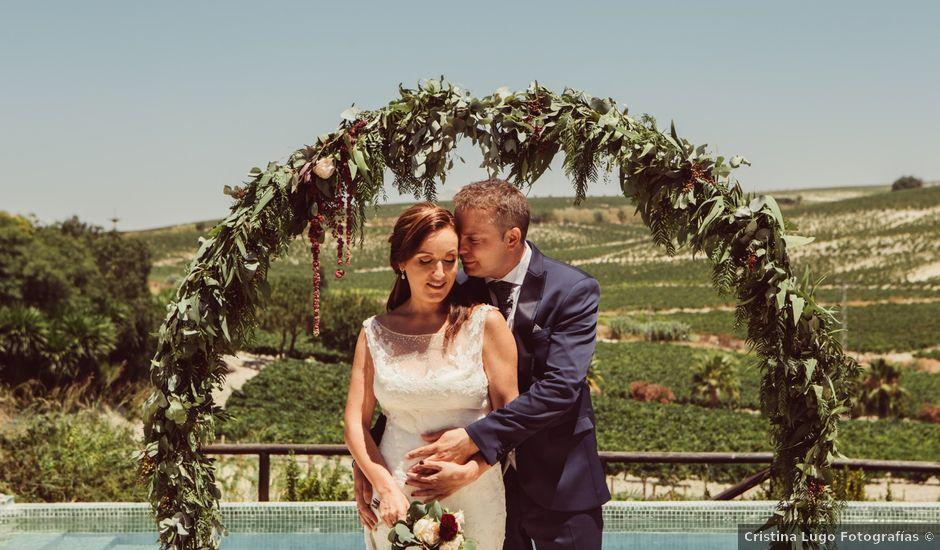 La boda de Matthias y Eva en Jerez De La Frontera, Cádiz