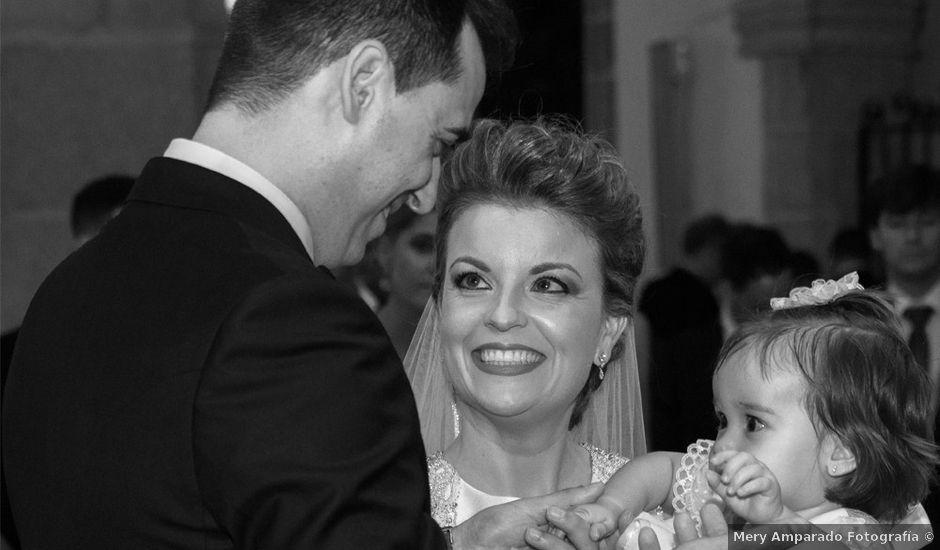 La boda de Antonio y Tamara en Jerez De Los Caballeros, Badajoz