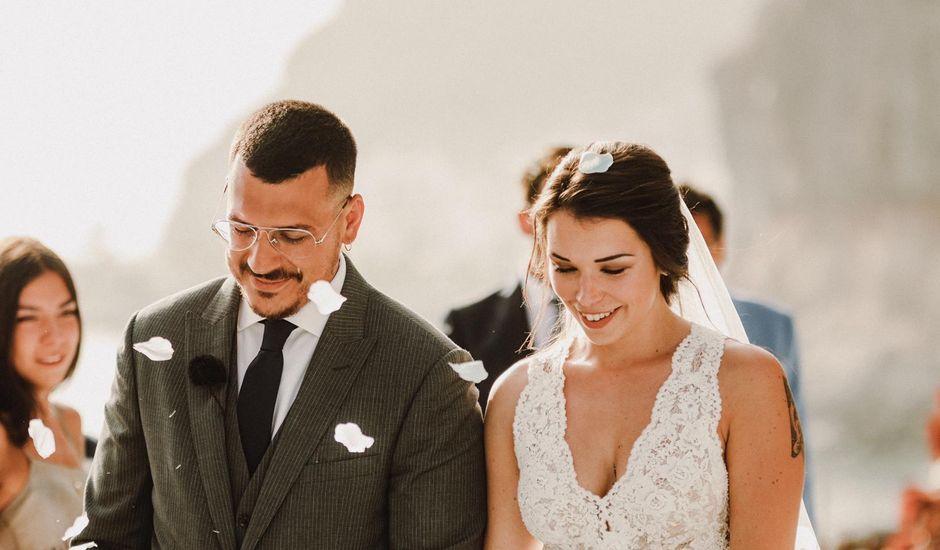 La boda de Davide  y Micol en Taurito, Las Palmas