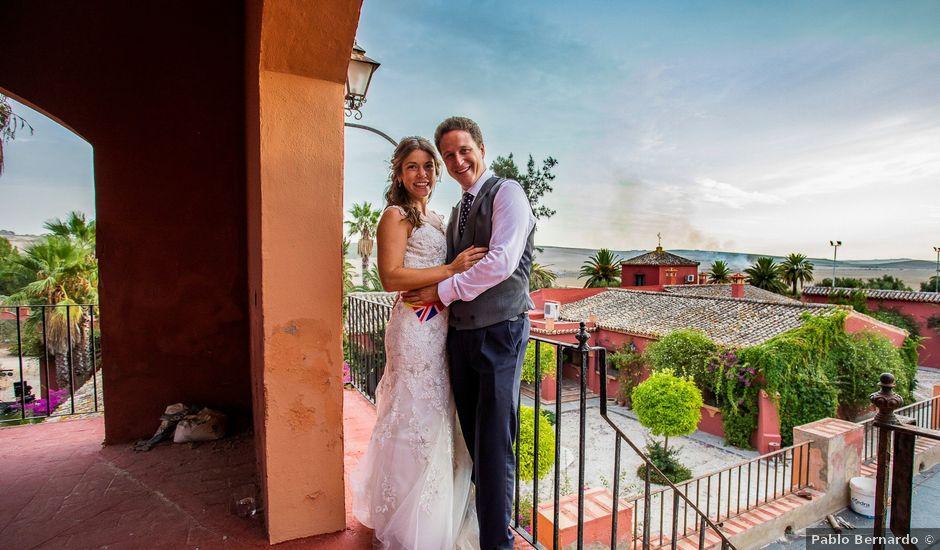 La boda de Rafa y Bridie en Jerez De La Frontera, Cádiz