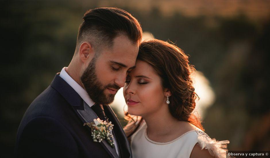 La boda de Miguel y Aroa en Coria, Cáceres