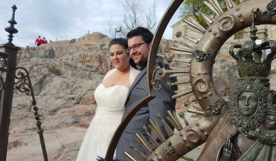 La boda de Noé y Laura en Santuario Virgen De La Cabeza, Jaén