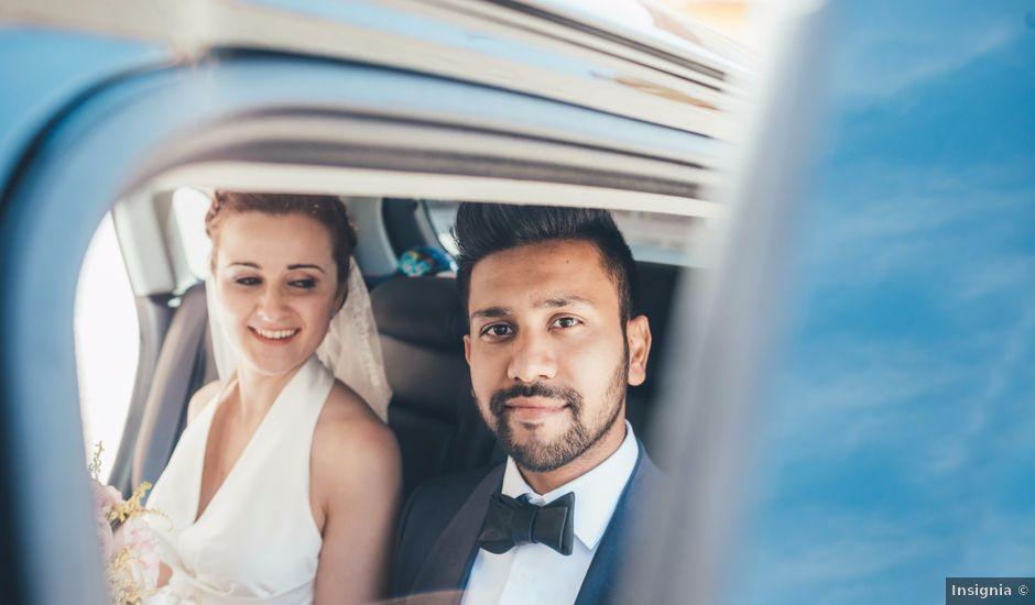 La boda de Mohit y Virginia en Villagarcia Del Llano, Cuenca