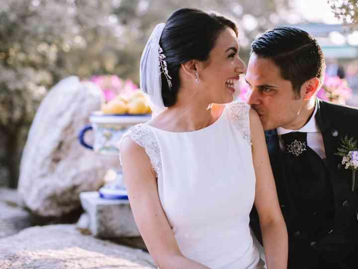 La boda de Marta y Juanjo