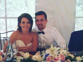 La boda de Gesi  y Clau  1