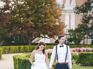 La boda de Gesi  y Clau