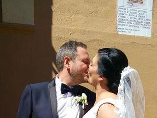 La boda de Lydia y Ruben 1