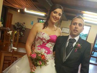 La boda de Noemí y Astor