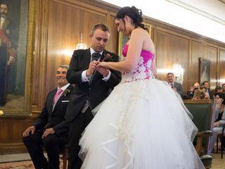 La boda de Noemí y Astor 3