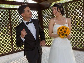 La boda de Brillit y Carlos