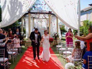 La boda de Candela y Sergio