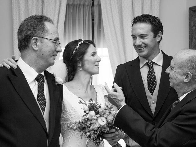 La boda de Antonio y María en Espartinas, Sevilla 12