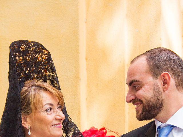 La boda de Antonio y María en Espartinas, Sevilla 13