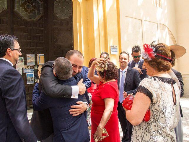 La boda de Antonio y María en Espartinas, Sevilla 14