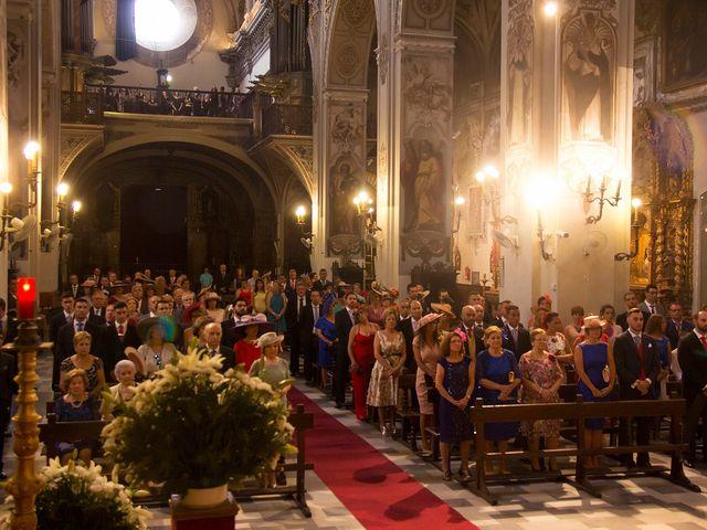 La boda de Antonio y María en Espartinas, Sevilla 18