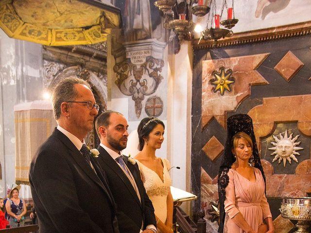 La boda de Antonio y María en Espartinas, Sevilla 19
