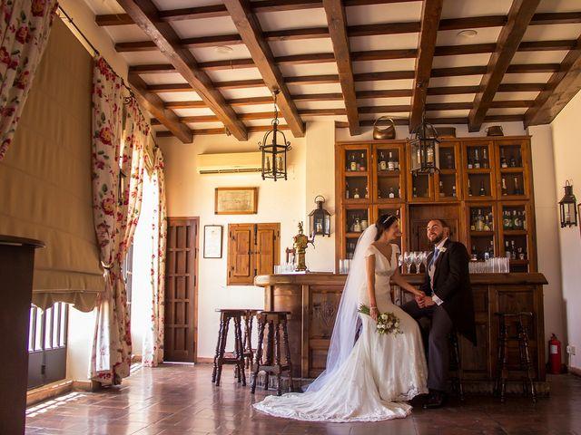 La boda de Antonio y María en Espartinas, Sevilla 23