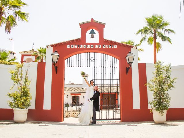 La boda de Antonio y María en Espartinas, Sevilla 27